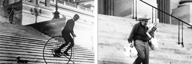Capitol Steps Then and Now