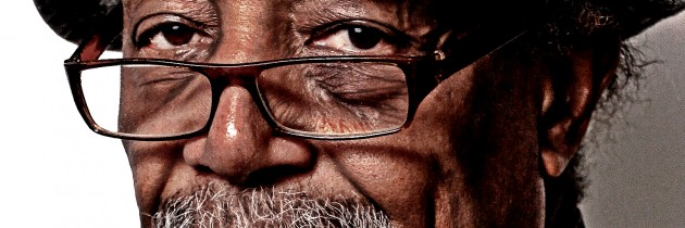 Dramatic Portrait Editing  (Morgan Freeman's Twin)