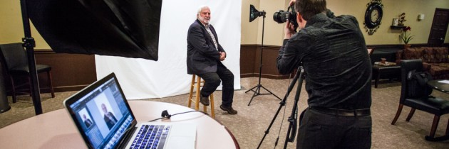 Rick Joyner: MorningStar Journal Cover Shoot